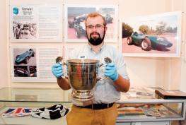 Maidenhead Heritage Centre celebrates Vanwall history