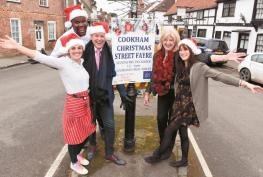 Cookham's annual Christmas Street Fayre to return on Sunday