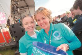 Charities look forward to Let's Rock the Moor festival windfall