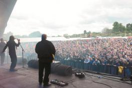 Cookham prepares for return of Let's Rock the Moor this weekend