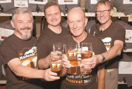 Maidenhead Beer and Cider Festival to include family-friendly afternoon