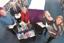 Website launched for Maidenhead's Big Read