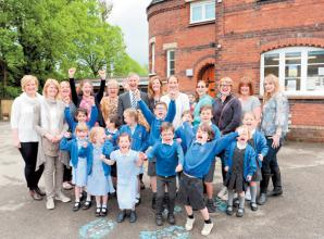 Cash for Schools winner revealed