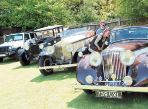 Cars and Casks Weekender comes to Heston Blumenthal's The Crown