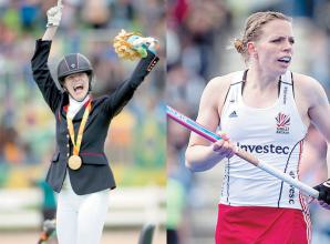 Christiansen and Richardson-Walsh come fifth and sixth in Sports Personality vote