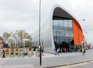 Slough libraries partially reopen