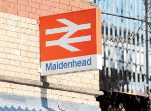 Trains between Maidenhead and Marlow suspended