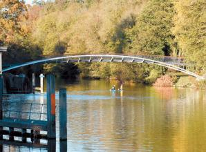 Vote to name new bridge in Taplow