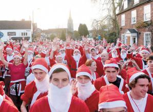 All you need to know about the 2021 Marlow Santa's Fun Run