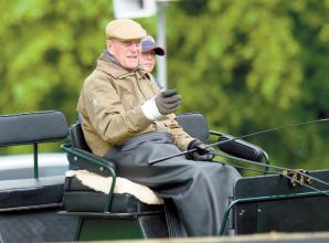 In pictures: Duke of Edinburgh and the Queen attend Royal Windsor Horse Show