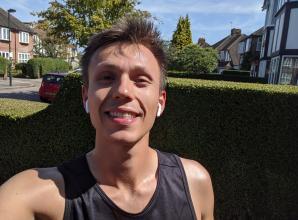 Windsor Half Marathon training blog: week 2 – that's the badger