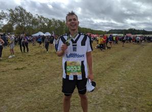 Windsor Half Marathon blog - I didn't get Croc'd!