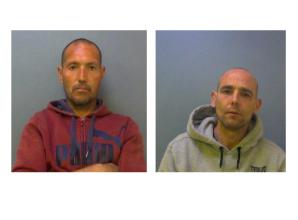 Two men sentenced for Stoke Poges robbery offences