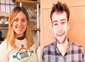 Marlow area news: Young people on the frontline of the refugee crisis