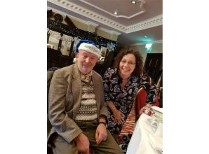 Bluebird Care host Christmas afternoon tea party in Burnham