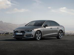 Audi saloon revives fond memories