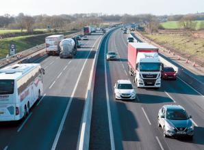 M4 closures between junctions 5 and 4b next weekend