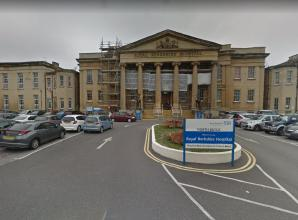 Coronavirus patient dies in Berkshire hospital
