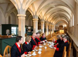 New cafe opens in Windsor Castle
