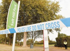Elton Gashaj murder trial: Court hears 'hunting-style' knife found near the scene