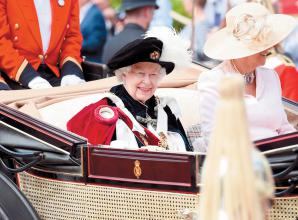 Temporary Windsor road closures in place for Queen's official birthday