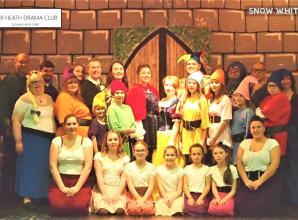 Iver Heath Drama Club to stream production of Snow White