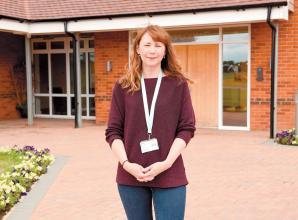 Alexander Devine Children's Hospice Service given 'hope'