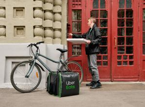 Food delivery service Uber Eats launches in Maidenhead