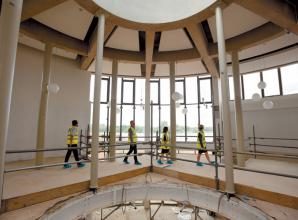 Thames Hospice in fundraising drive as it prepares for October opening