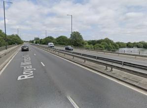 Lane closures on Windsor Bridge for five months