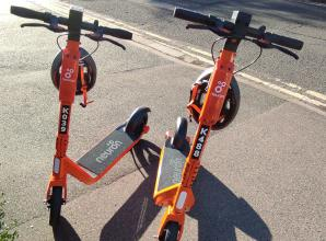 E-scooters launch in Slough