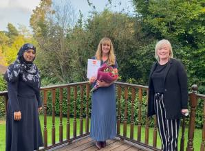 Slough foster carer shortlisted for national charity award