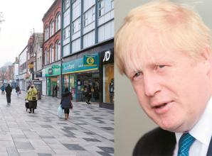 Prime Minister claims he 'loves Slough' in response to grilling over town's Tier 3 status