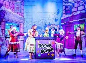 REVIEW: 'Magic' Cinderella pantomime returns to Windsor