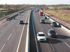 M4 road closure between junctions 8/9 and 10 this weekend
