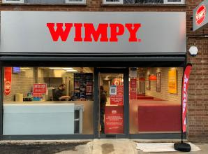 Burger chain Wimpy opens Bourne End branch