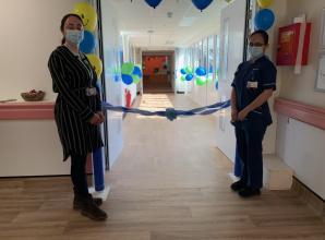 Wexham Park Hospital ward transformed into advanced dementia unit