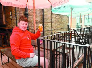 Pubs and restaurants in Windsor 'can't wait' to reopen outdoors
