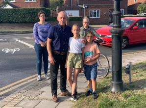 Petition calls on council to improve safety at blackspot Windsor junction