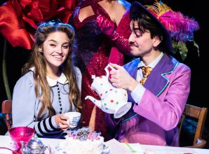 REVIEW: Alice in Wonderland at South Hill Park