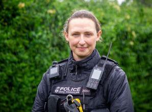 Bravery award for police officer's 'relentless' pursuit of Slough attacker