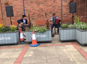 Twyford hosts series of musical events to encourage people to village centre