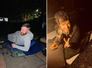 Big Sleep Out raises £25,000 for homeless in Windsor