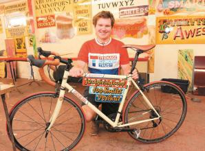 Friends cycling from Land's End to John O'Groats to fundraise for Teenage Cancer Trust