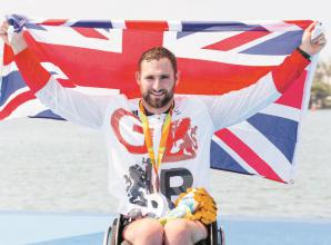 Paralympic star Aggar calls time on glittering GBcareer