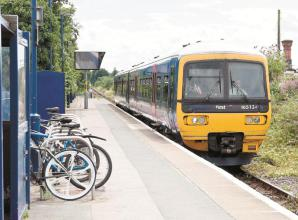 Buses to replace trains between Bourne End and Marlow for two weeks