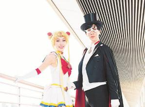 Sonning cosplayer and her partner represent UK in Japan