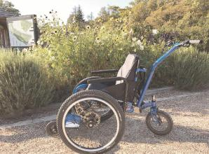 Cliveden orders another trike to aid disabled visitors
