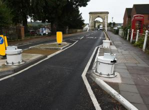 Marlow Bridge to close for bollard 'enhancements'