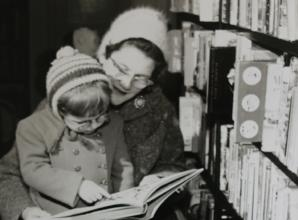 In pictures: Old Windsor Library re-opened 58 years later by same person